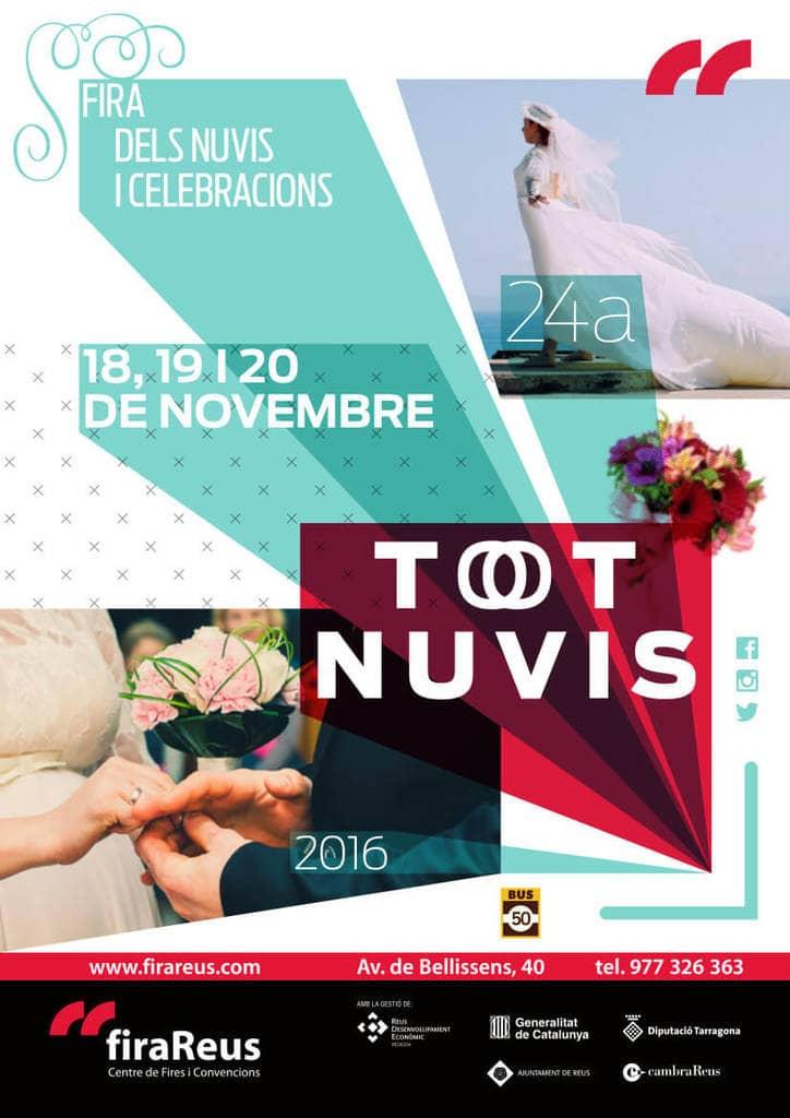 BlauVerdEvents en la Feria Tot Nuvis de Reus 2016